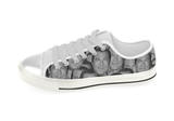 Steven Seagal Shoes Women's Low Top / 6 / White, Shoes - spreadlife, SpreadShoes  - 3