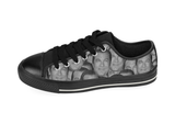 Steven Seagal Shoes Women's Low Top / 6 / Black, Shoes - spreadlife, SpreadShoes  - 4