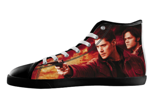 Supernatural High Top Shoes