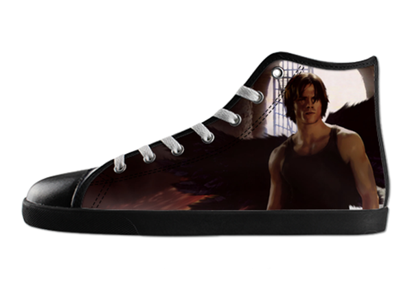 Sam Winchester High Top Shoes