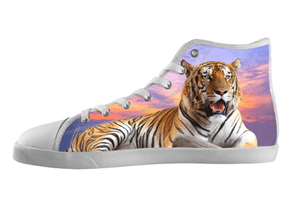 Majestic Tiger Shoes Women's / 5 / White, Shoes - spreadlife, SpreadShoes  - 1