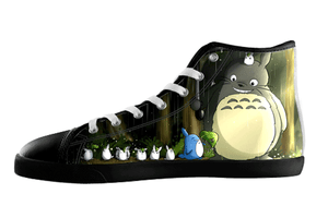 My Neighbor Totoro Shoes Women's / 5 / Black, Shoes - spreadlife, SpreadShoes  - 3