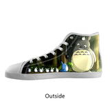 My Neighbor Totoro Shoes Women's / 5 / White, Shoes - spreadlife, SpreadShoes  - 1