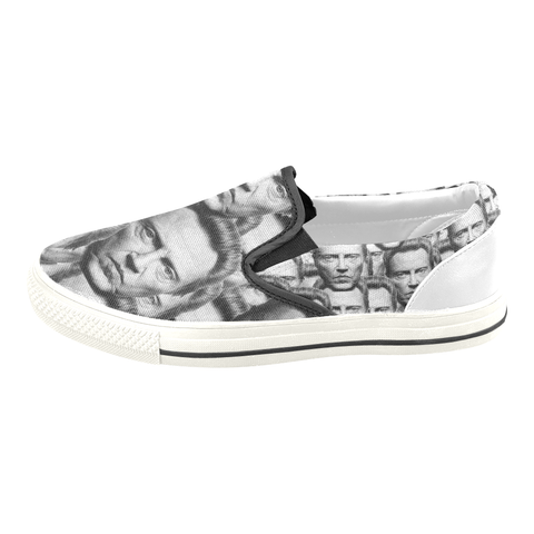Christopher Walken Slip On Shoes