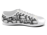 Christopher Walken Low Top Shoes , Low Top Shoes - spreadlife, SpreadShoes  - 2