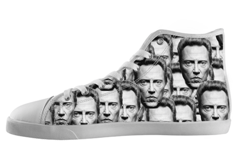 Christopher Walken Shoes Women's / 5 / White, Shoes - spreadlife, SpreadShoes  - 1