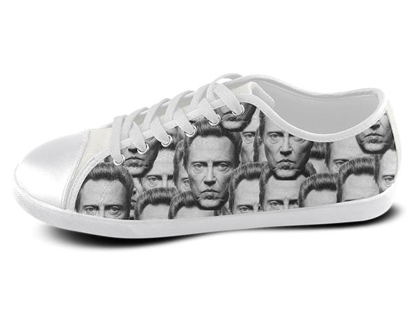 Christopher Walken Low Top Shoes