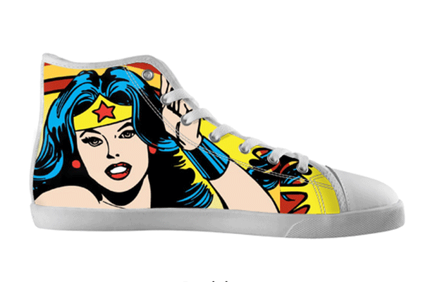 Wonder Women Shoes , hideme - spreadlife, SpreadShoes  - 2