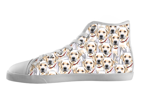 Yellow Labrador Shoes