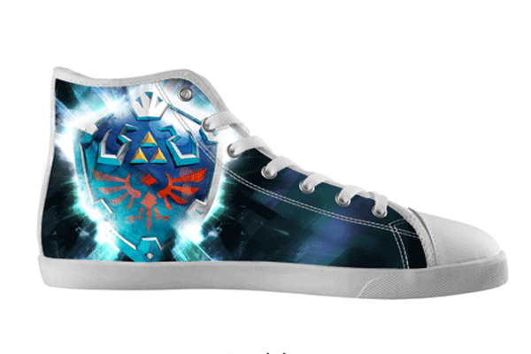The Legend of Zelda Shoes , hideme - spreadlife, SpreadShoes  - 4