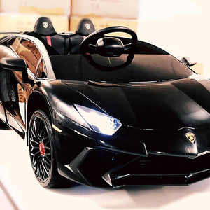 The latest ride on car sensation from Lamborghini