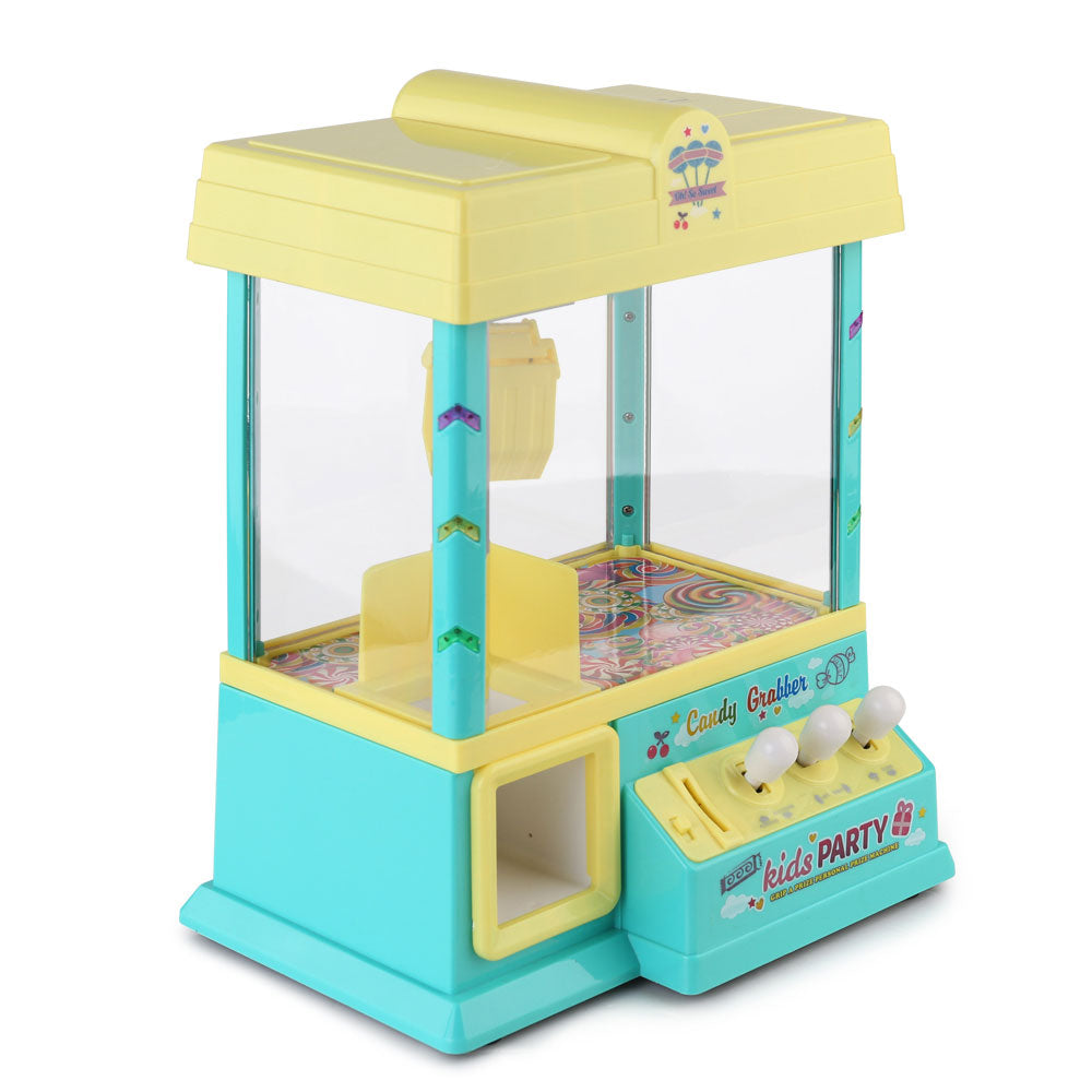 CASS Kids Carnival Claw Machine - Yellow