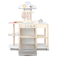 CASS Kids Cooking Set - White