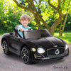 Bentley Licensed EXP12 Kids ride on car - Black
