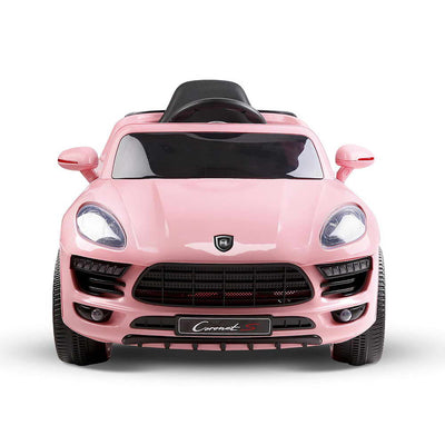 Porsche Macan replica Kids Ride On Car  - Pink