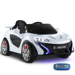 Maclaren replica Kids Ride On Car  - White