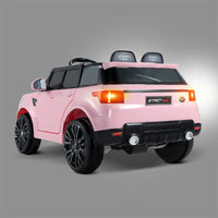 CASS Kids Range Rover style Ride On Car - Pink