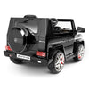 Mercedes AMG G65 replica Kids Ride On Car - Black