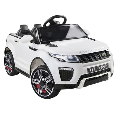 Range Rover Evoque Style Kids Ride On Car  - White