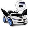 BMW i8 replica Kids Ride On Car  - Blue & White