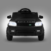Ayaz Kids Range Rover style Ride On Car - Black