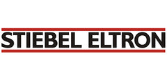 Official logo of Stiebel Eltron tankless water heater from Stiebel Eltron USA