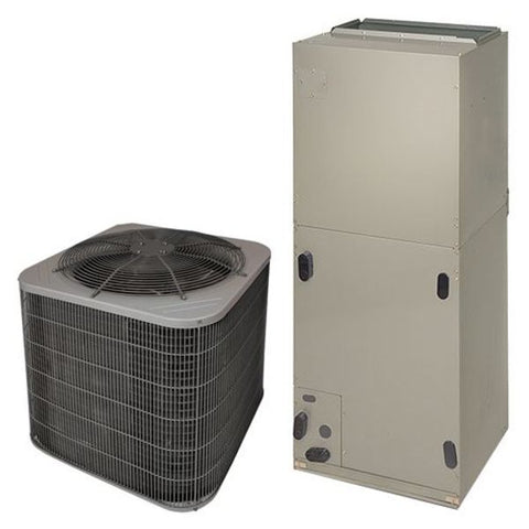 Payne by Carrier 5 Ton 16 SEER Air Conditioner Split System