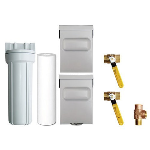 Electrical Plumbing Accessories - Installation Kit 2