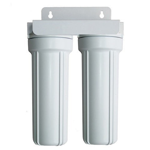Plumbing Accessories - Dual Element Sediment Filter