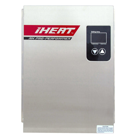 Tankless Water Heaters - IHeat AH18 Pro Performer Whole House Tankless Water Heater 18KW