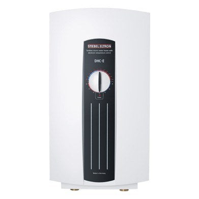 Tankless Water Heaters - Stiebel Eltron DHCE 8/10 Tankless Water Heater 7.2/9.6KW
