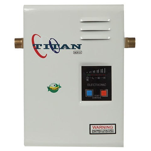Tankless Water Heaters - Titan N100 Condo And Apartment Tankless Water Heater 10.8KW