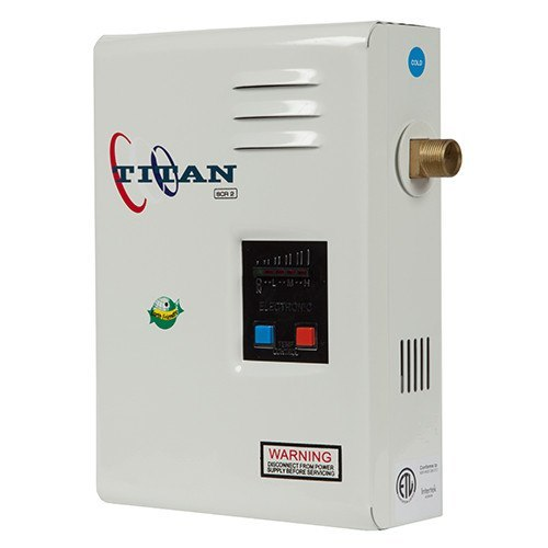 titan n100 condo apartment tankless water heater 10kw