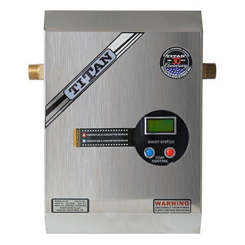 Tankless Water Heaters - Titan N140 Electric Tankless Water Heater 14KW Whole House