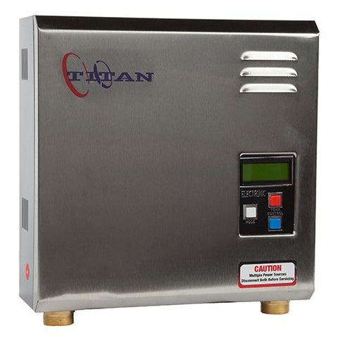 Titan N210 Whole House Tankless Water Heater 21KW Tank The Tank