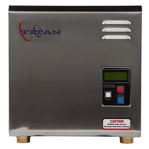 Tankless Water Heaters - Titan N270 Digital Whole House Tankless Water Heater 27KW