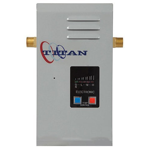 Tankless Water Heaters - Titan N75 Point-of-Use Tankless Water Heater 7.5KW