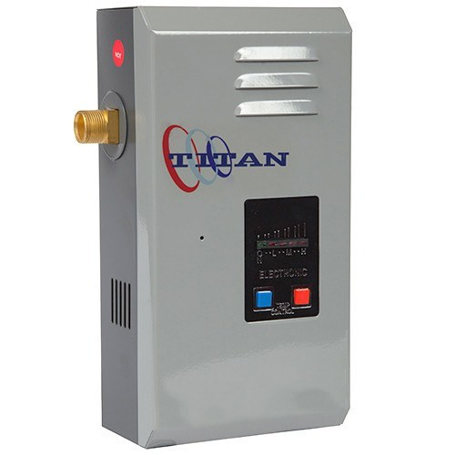 titan n75 point of use tankless water heater 7 5kw tank. Black Bedroom Furniture Sets. Home Design Ideas