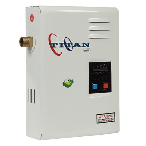 Titan N85 Tankless Water Heater Tank The Tank