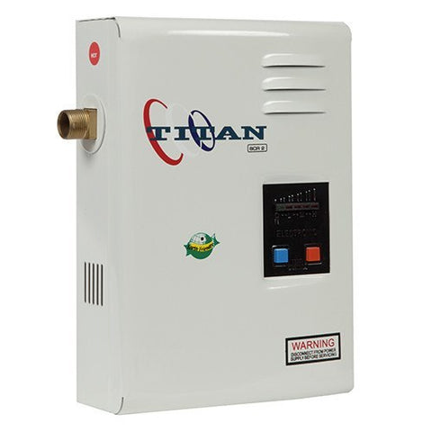 Tankless Water Heaters - Titan N85 Condo And Apartment Tankless Water Heater 8.5KW