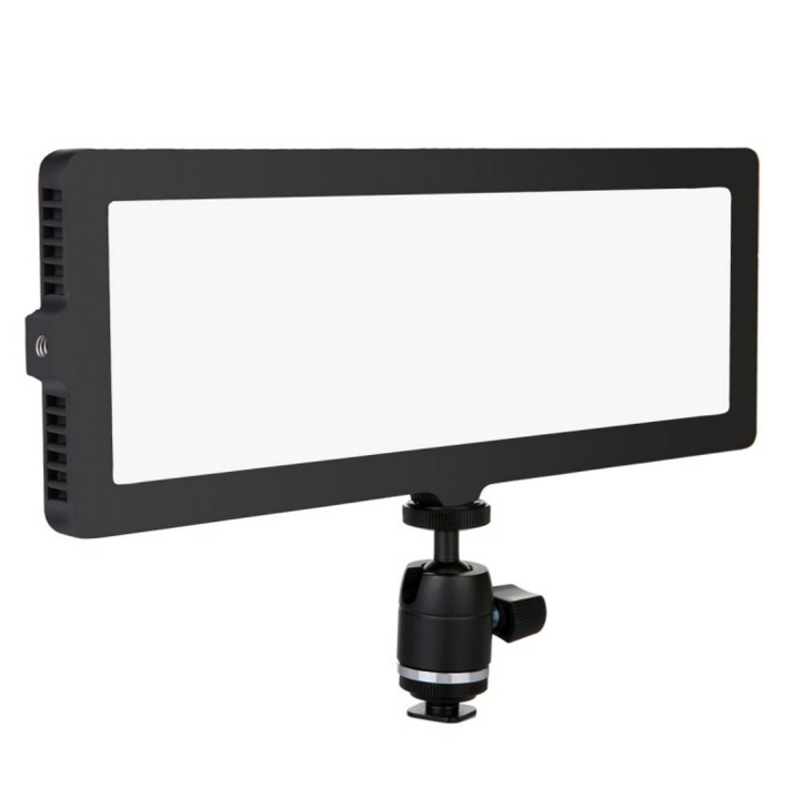 Ultra-Thin C-200L ON-Camera Dimmable LED Edge Light