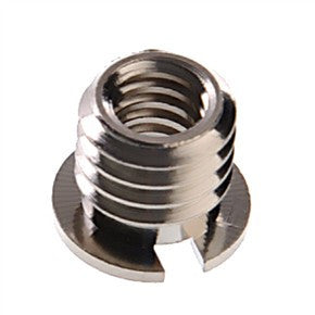 1/4 Inch to 3/8 Inch Convert Screw Adapter for Tripod Holder