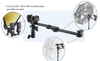 Multifunction Speedlite Bracket Reflector Clamp Holder
