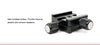 Sunwayfoto DDB-53 Bidirectional Offset Double Clamp Arca Swiss Compatible