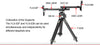 SunwayFoto YLS-G03 Long Lens Support Kit, Includes YLS-02F YLS-02B  DMC-225R DMC285R DDT-53