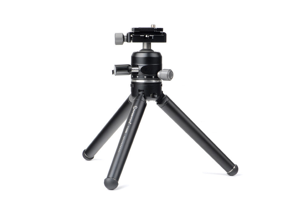 SUNWAYFOTO T1A20D-T Mini Travel Tripod with Ballhead XB-28