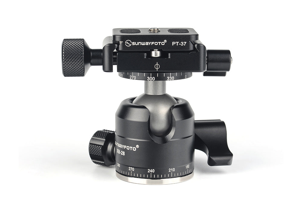 Sunwafoto XB-28II Low Profile High Locking Strenth Ballhead