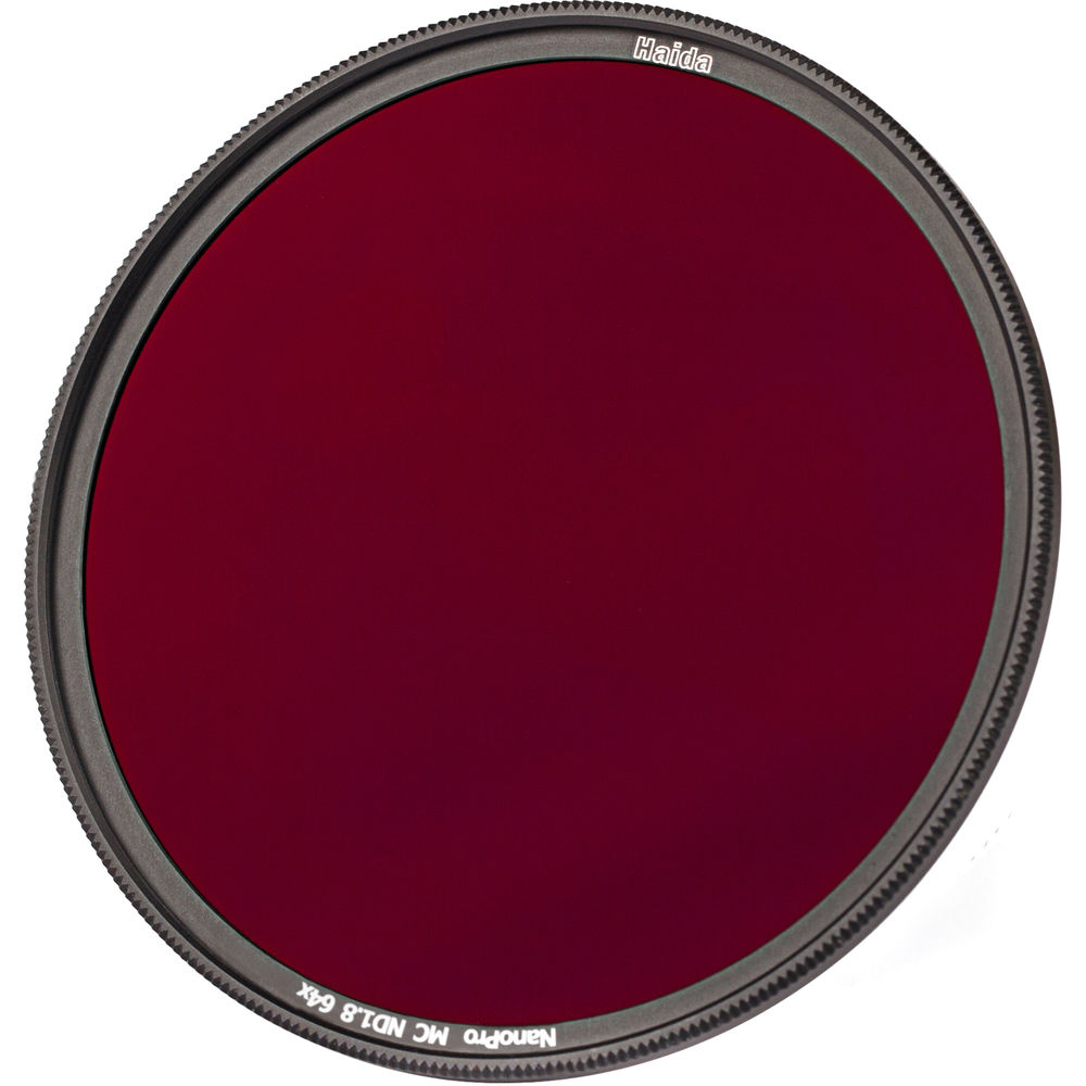 Haida NanoPro ND1.8 (64X) 82MM Multi-Coated Neutral Density ND Filter