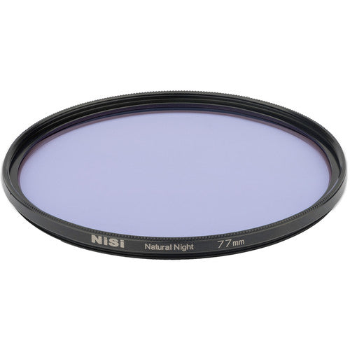 NiSi 77mm Natural Night Filter (Light Pollution Filter) with Nano Coating