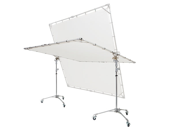 HD-240 Frame Sun Scrim Diffuser Collapsible 8ft*8ft